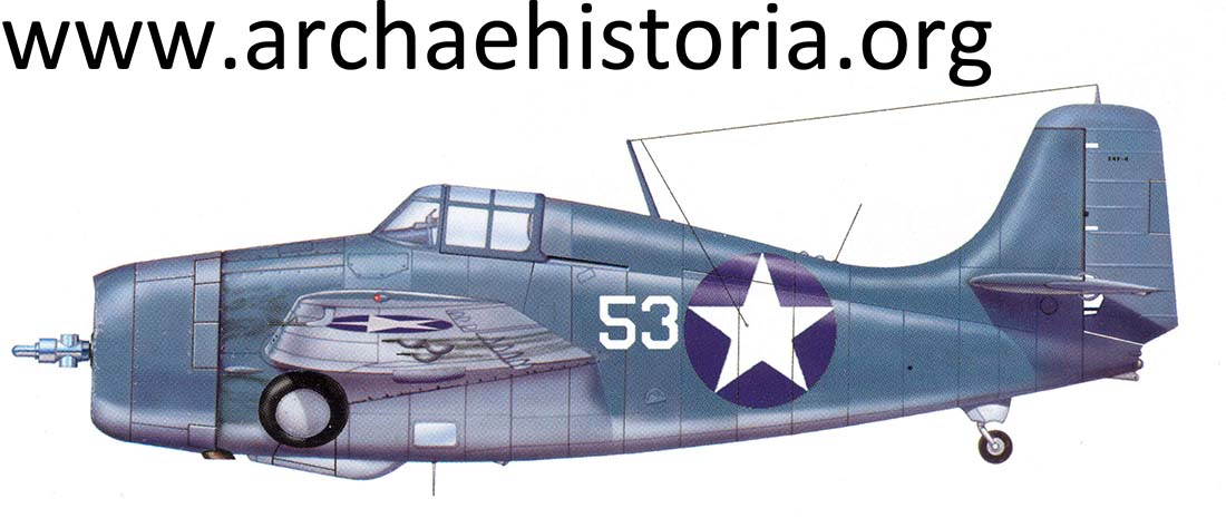 Marine ace Joe Foss Grumman Wildcat Fighter